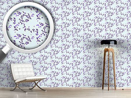 Pattern Wallpaper Glacier Spots