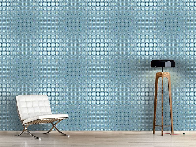 Pattern Wallpaper bar braced