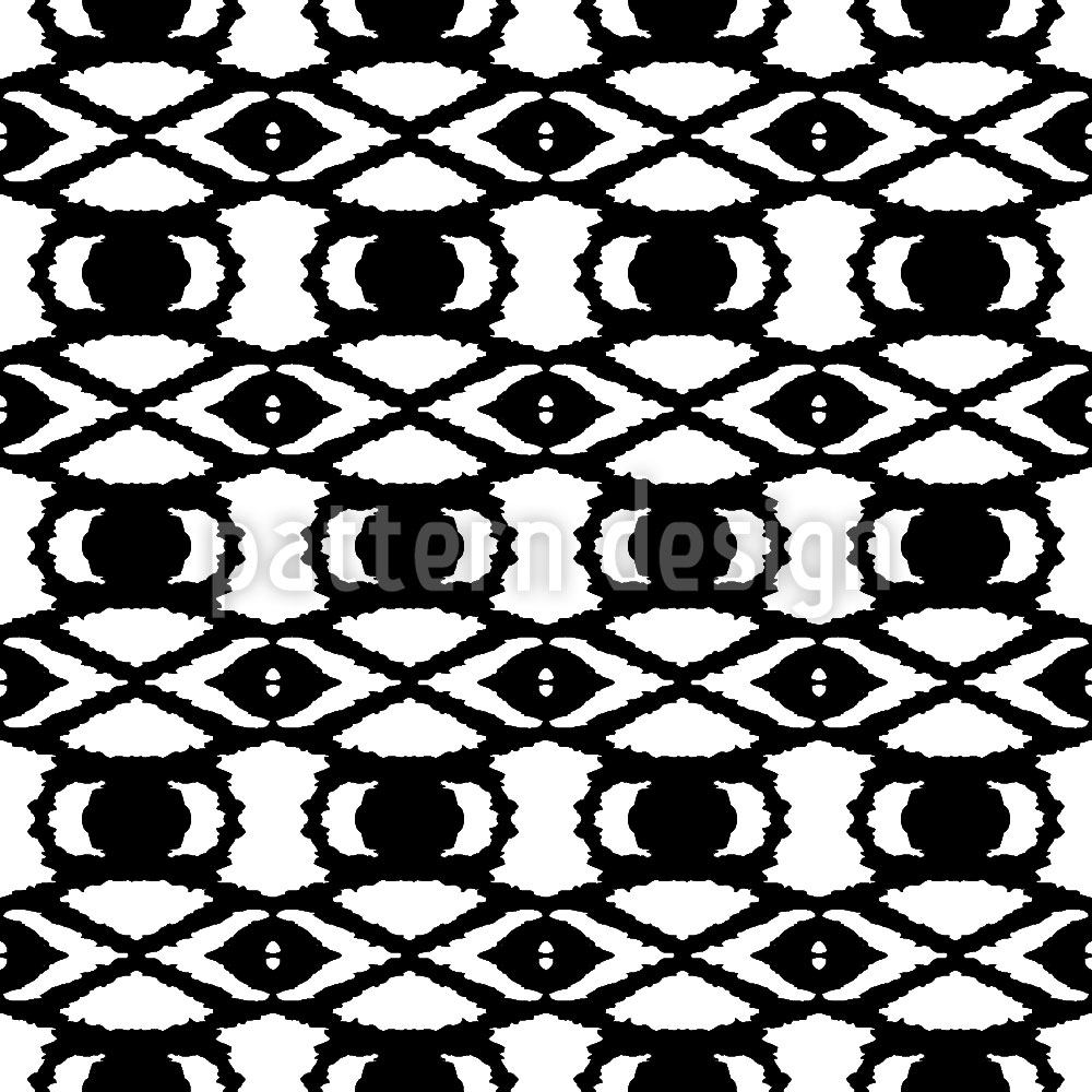 Pattern Wallpaper Eyes Of Africa