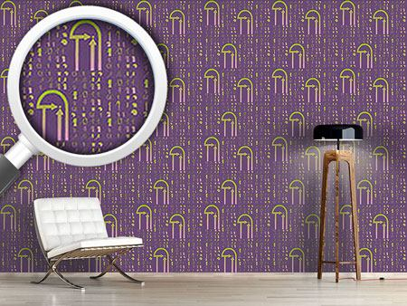 Pattern Wallpaper Numerus Clausus