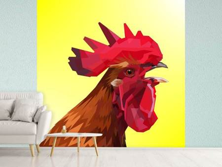 Photo Wallpaper The rooster