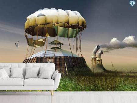 Photo Wallpaper Balloon