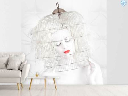 Papier peint photo Birdcage Love