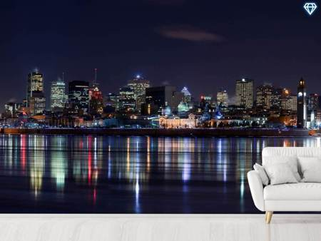 Photo Wallpaper Montreal Night