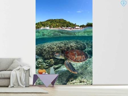 Photo Wallpaper Along Shore