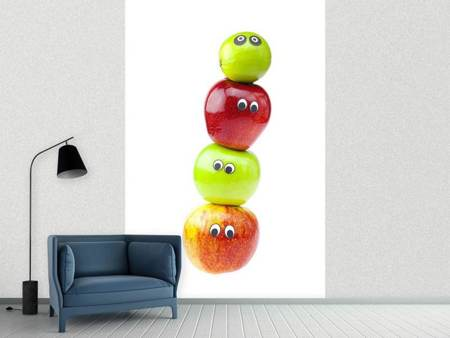 Photo Wallpaper Funny Fruit