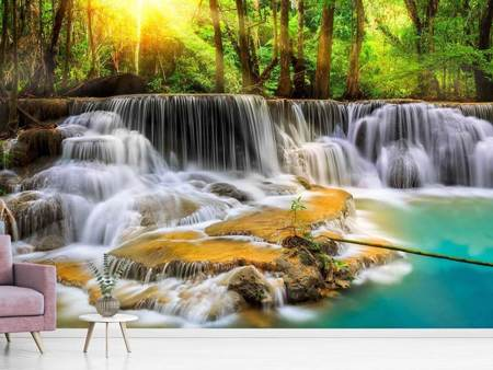 Photo Wallpaper National Park Si Nakharin