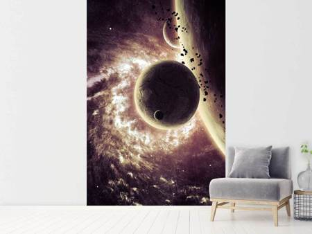 Photo Wallpaper The Galaxy